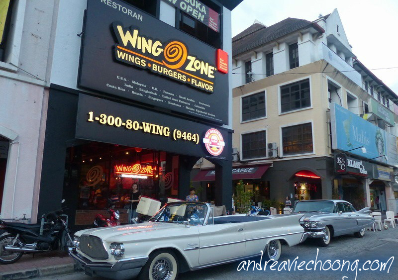 Wing Zone, Ipoh