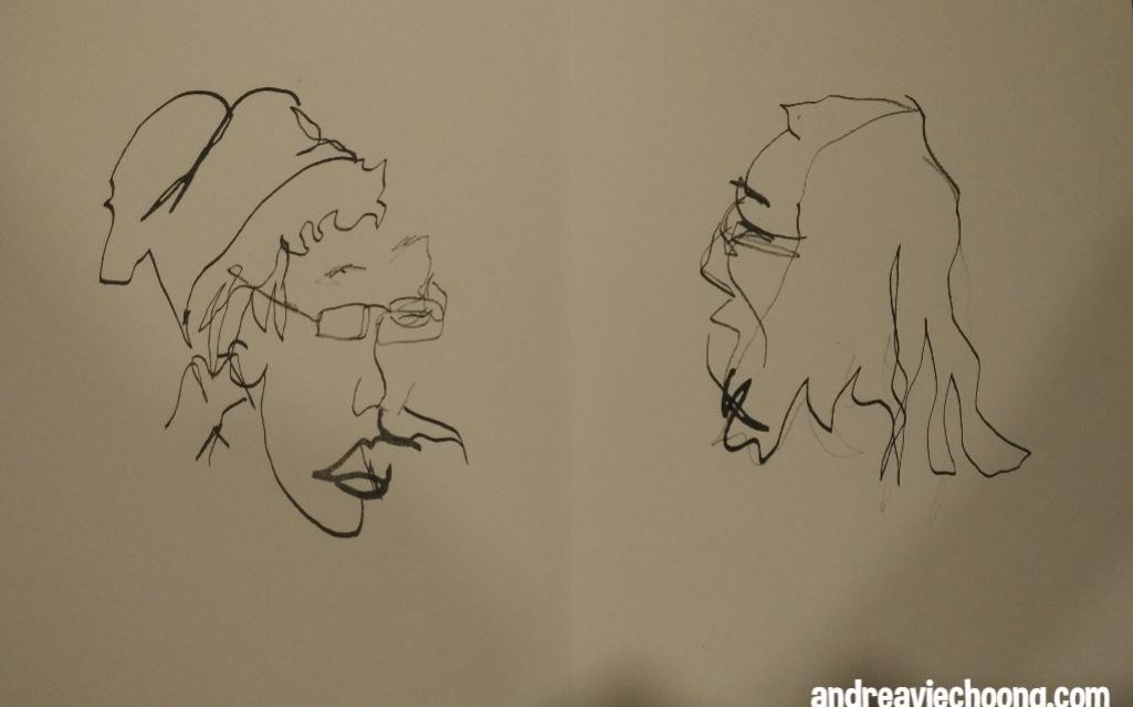 Extra Exercises: Blind Contour