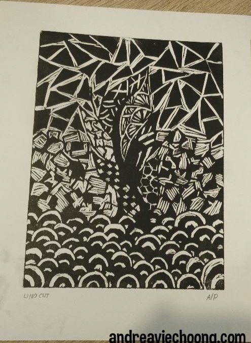 Assignment 4: Lino Cut
