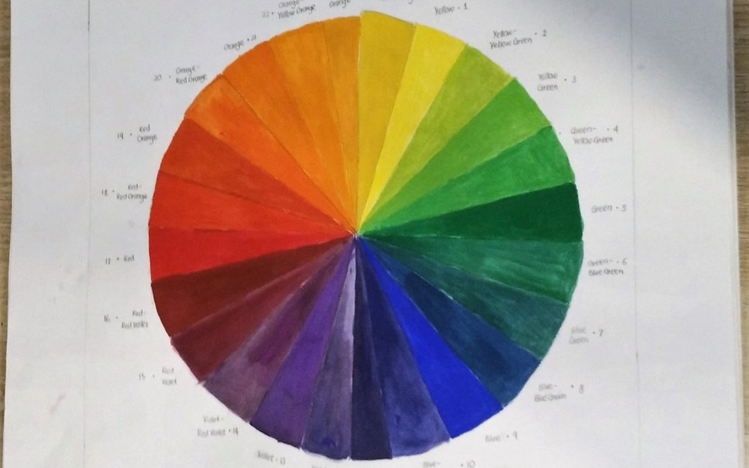 Assignment 2: Colour Wheel