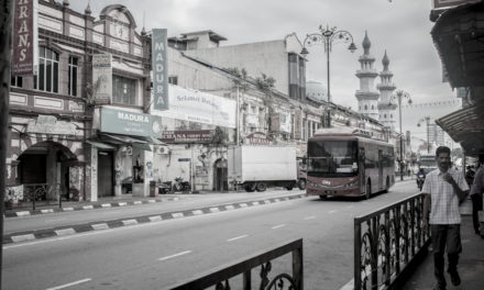 Assignment 3 (I) : Street Photography in Little India, Klang