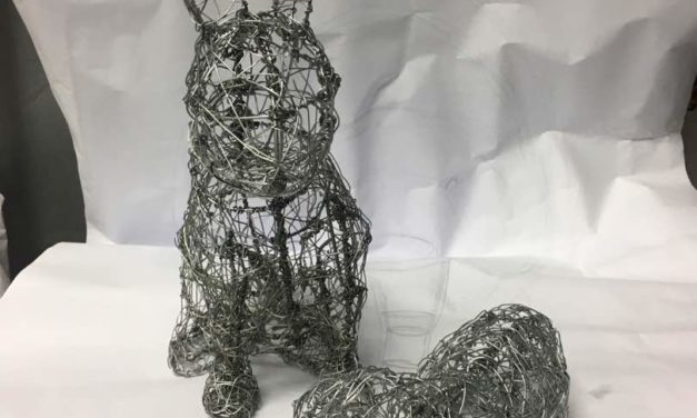 Assignment 2: Animal Wire Sculpture