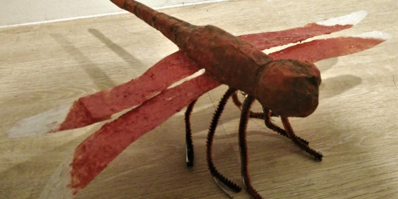 Assignment 3: Insect Sculpture