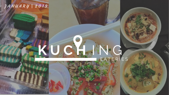 PLACES TO EAT AT KUCHING, SARAWAK