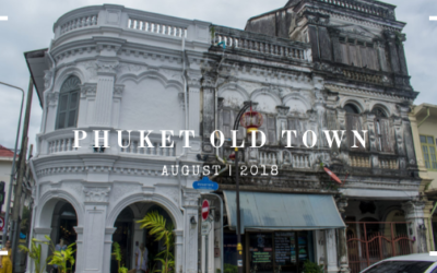PLACES TO VISIT IN PHUKET OLD TOWN