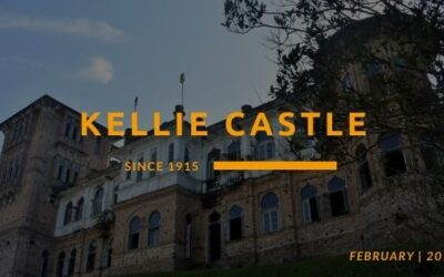 KELLIE'S CASTLE, BATU GAJAH