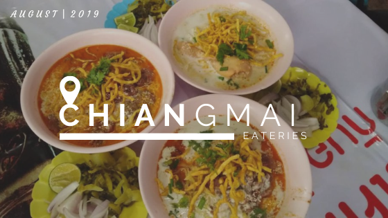 PLACES TO EAT AT CHIANGMAI, THAILAND